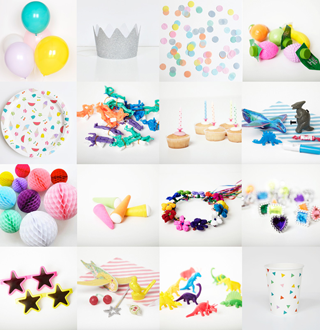 WIN! £100 of stylish Party supplies